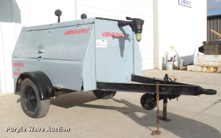 1972 Gardner Denver 150 Rota Screw air compressor