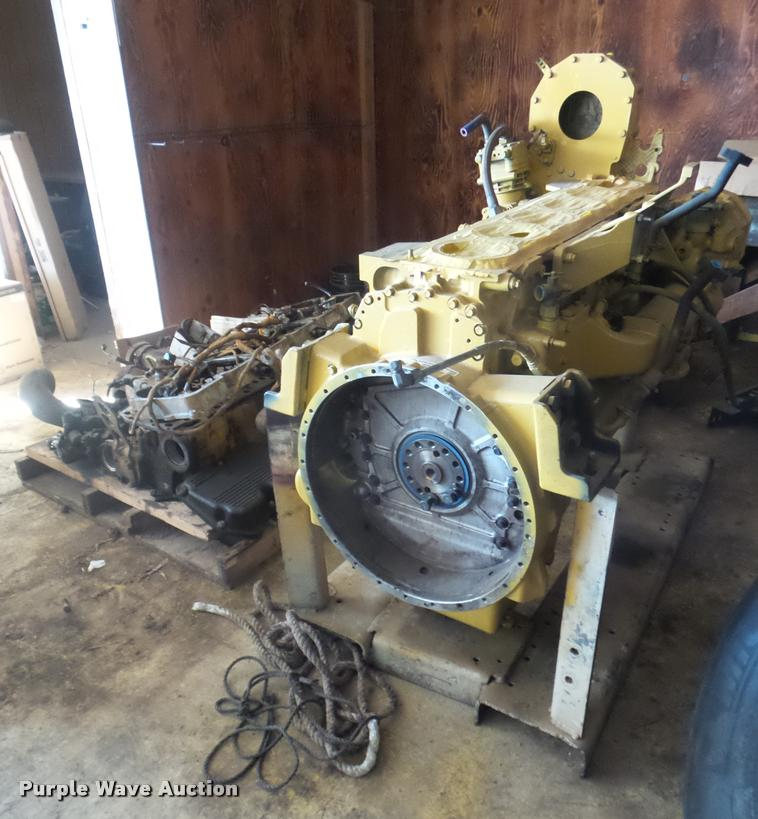 Caterpillar C15 Acert diesel engine
