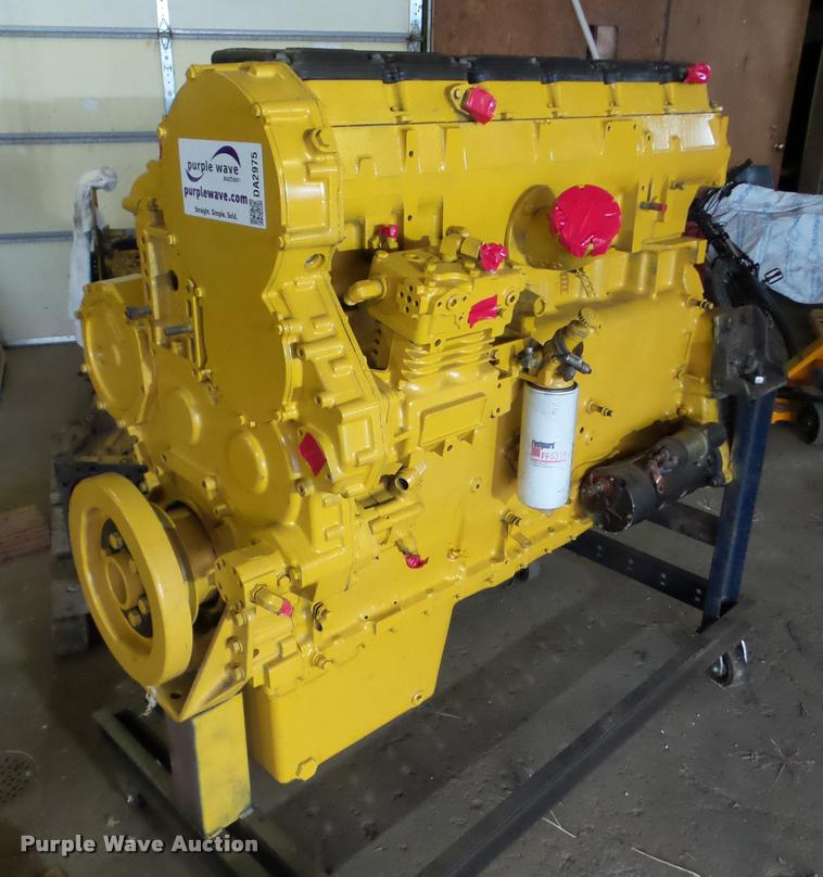 Caterpillar C15 5EK six cylinder turbo diesel engine