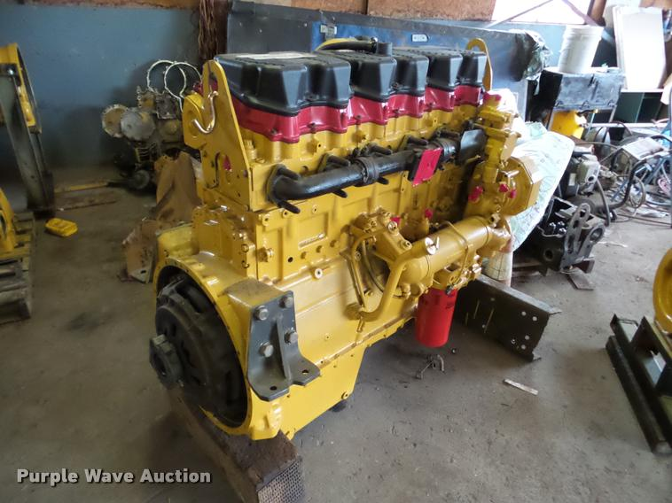 Caterpillar C15 5EK six cylinder diesel engine