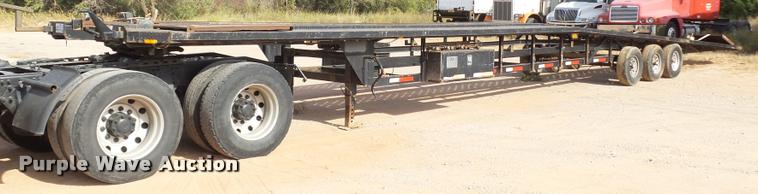 2003 Take 3 car carrier trailer