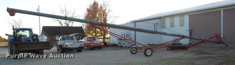 Peck 1004 grain auger