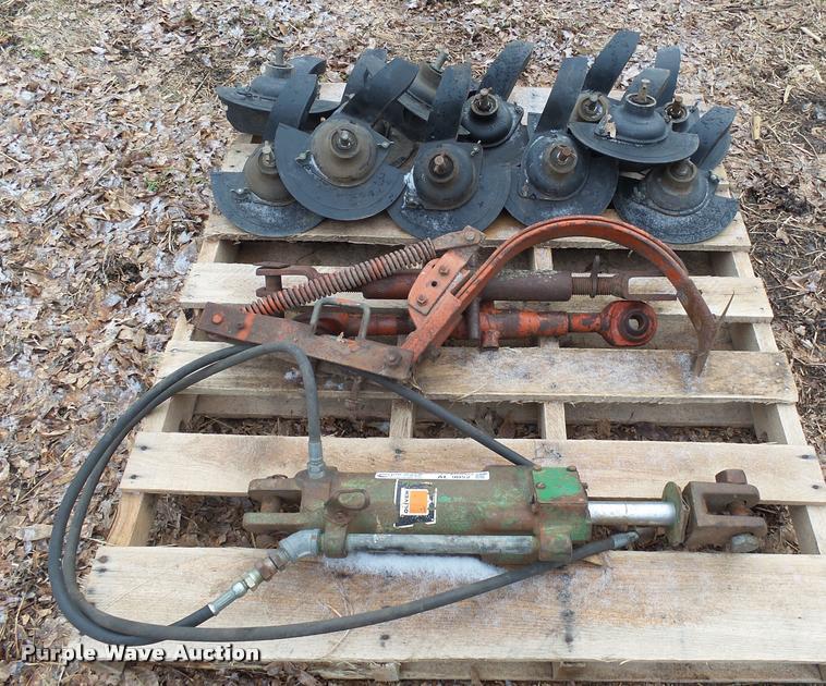 Ag equipment parts