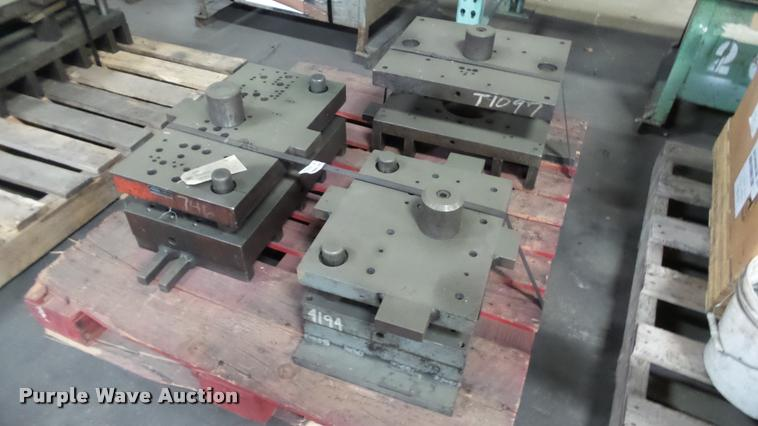 (3) commercial die sets