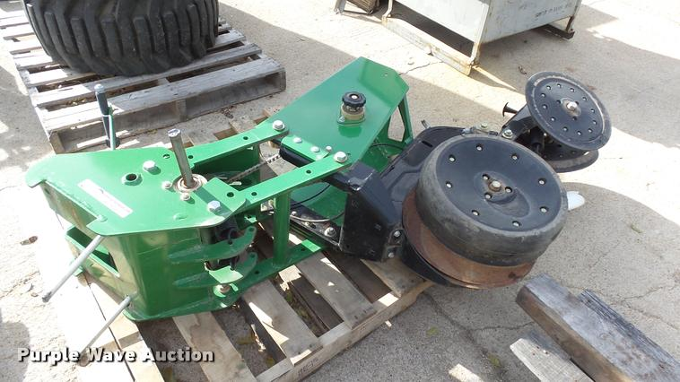 Great Plains planter assembly