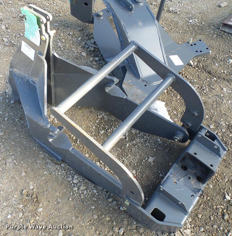 (2) Massey Ferguson loader mounting kits with grilles