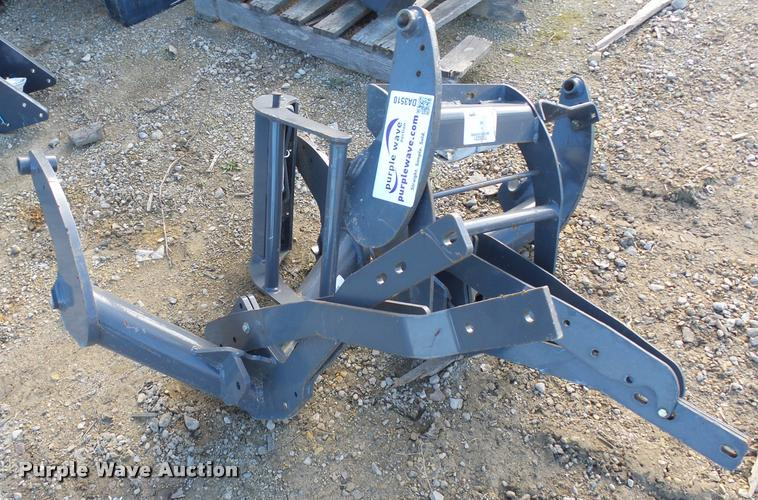 (2) Massey Ferguson loader mounting kits with grille