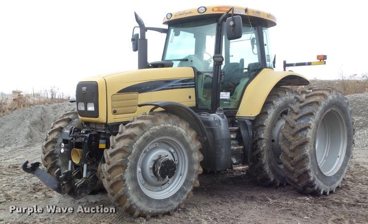 2004 AGCO Challenger MT565B MFWD tractor