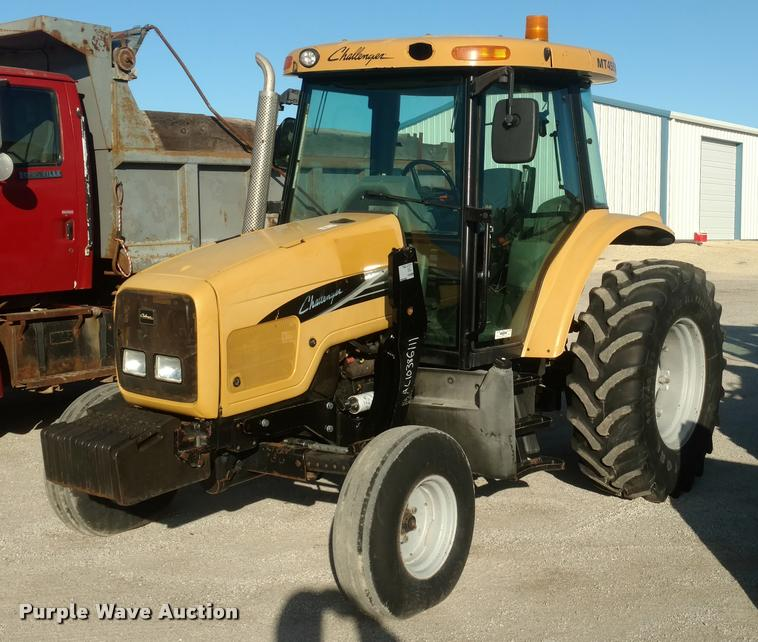 Caterpillar Challenger MT455B tractor