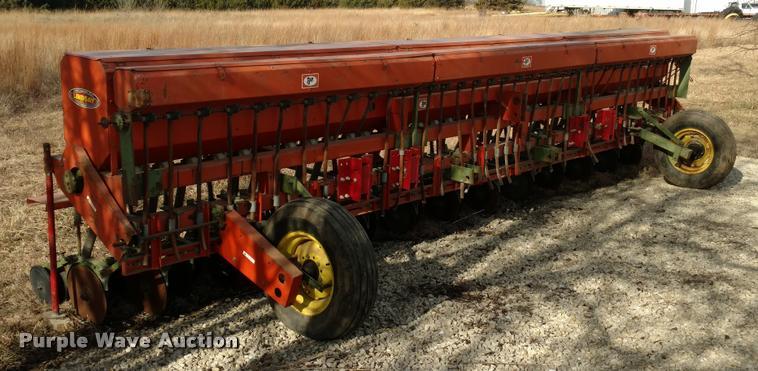 Tye 20-20 no-till grain drill