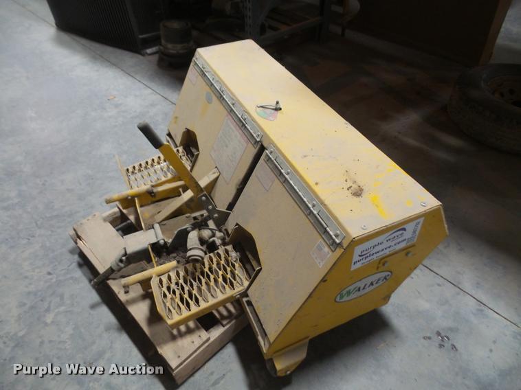Walker aerator