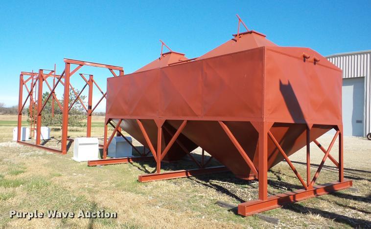 FCS Manufacturing overhead bulk bin