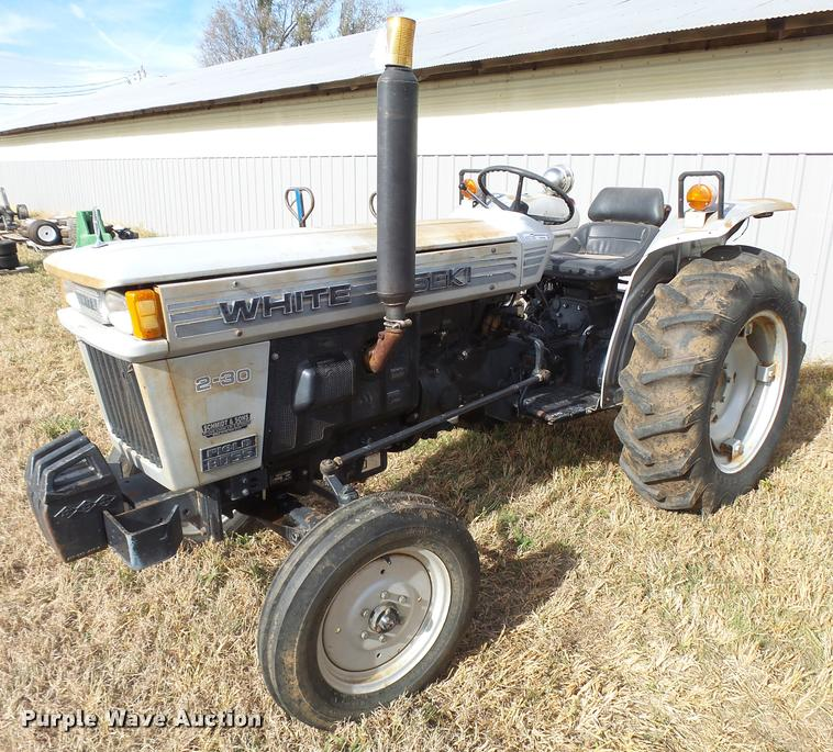 White 2-30 Field Boss tractor