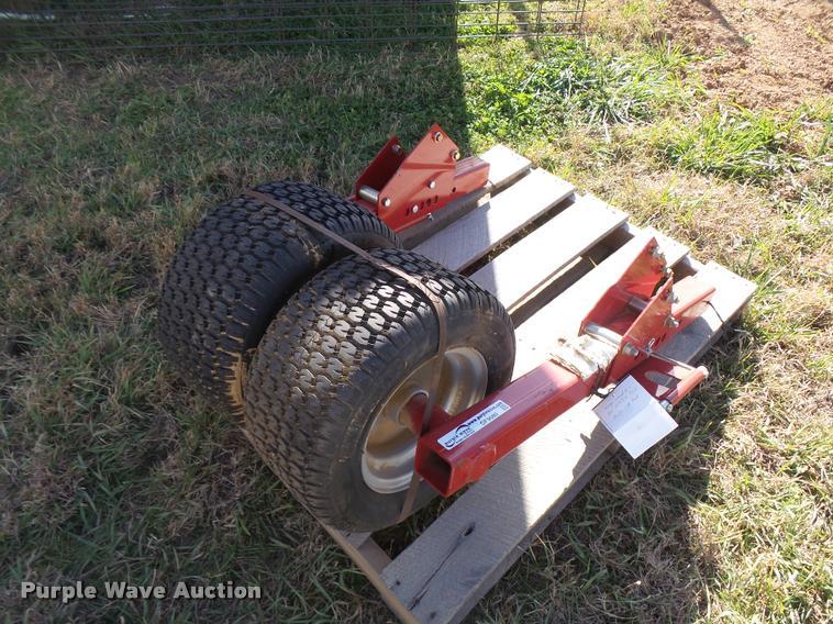 Gage wheel kit