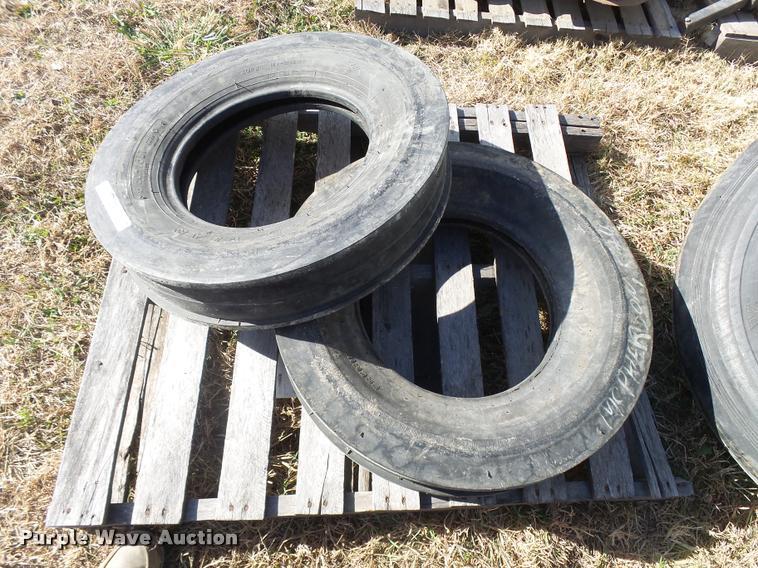 (2) 16.5x16 tires