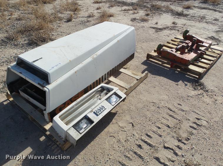 Case series 2300/2500 tractor parts