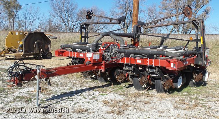 1996 White 6342 split row planter