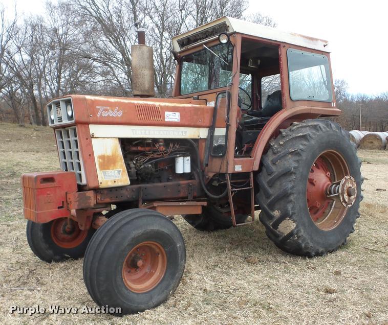 1975 International Farmall 1566 Tractor