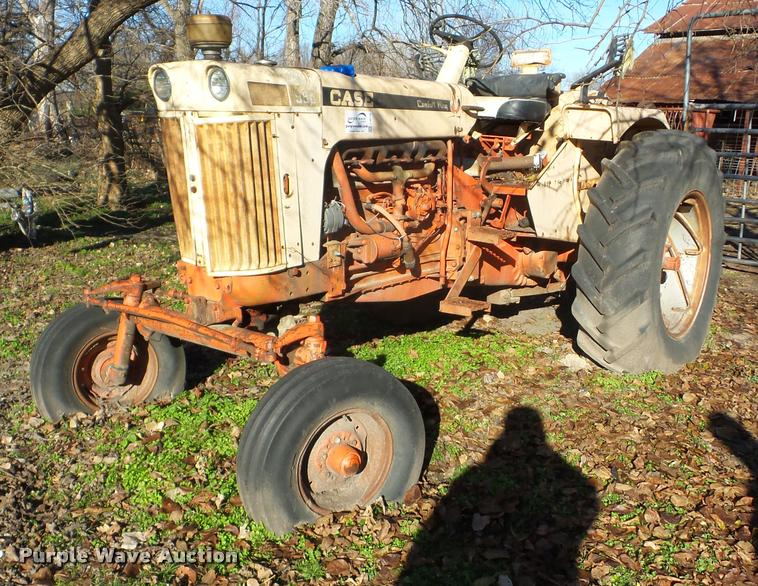 1965 Case 941 tractor