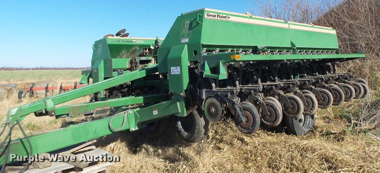 1994 Great Plains Solid Stand 30 no-till grain drill