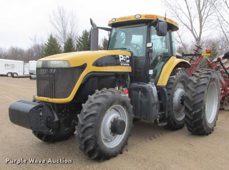 2005 AGCO Challenger MT645B MFWD tractor
