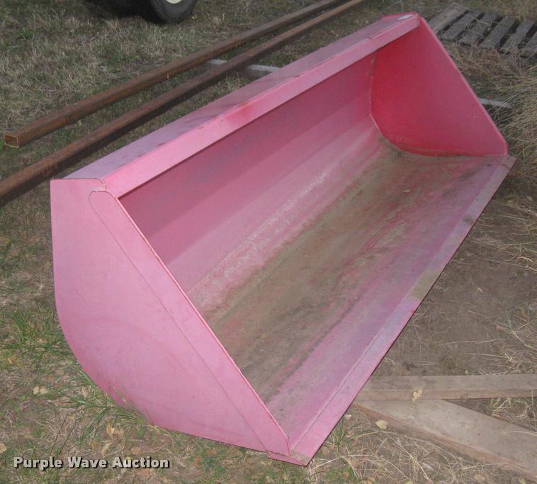 GB ML275 loader bucket
