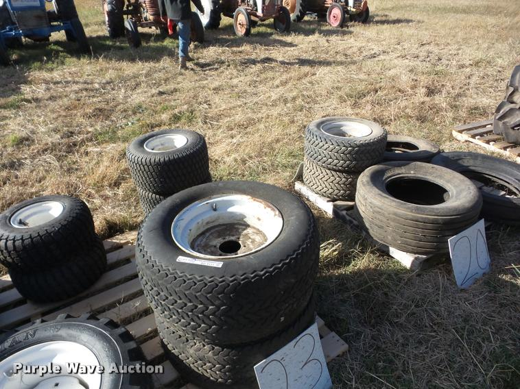(12) tires