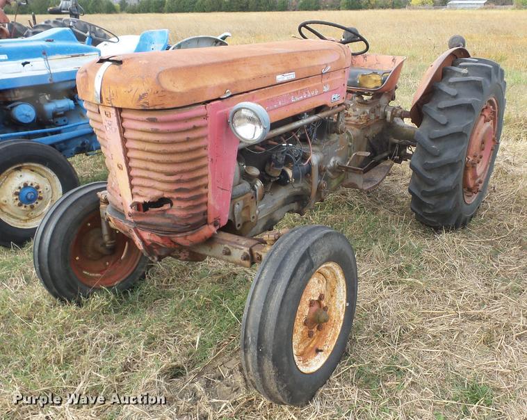 1959 Massey-Ferguson MH50 tractor