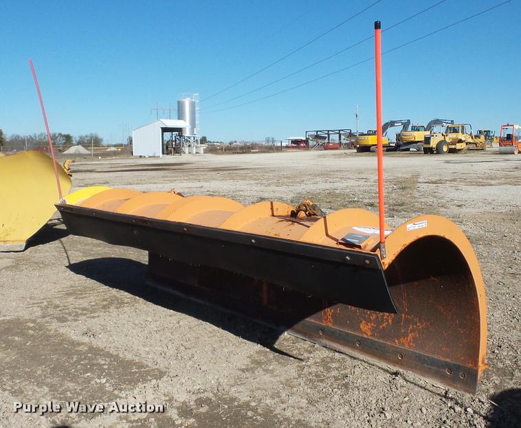 Henderson snow plow