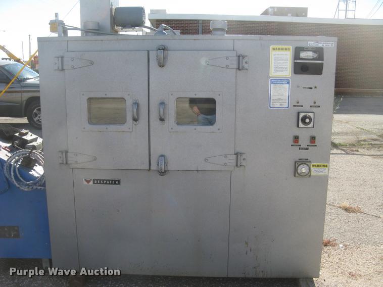 Despatch V-23HD oven