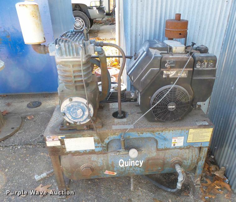 Quincy QT7.5 air compressor