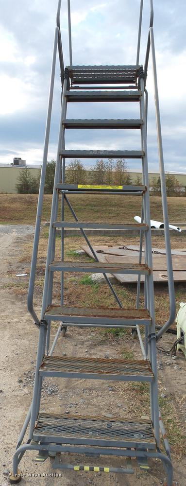 Ballymore step ladder