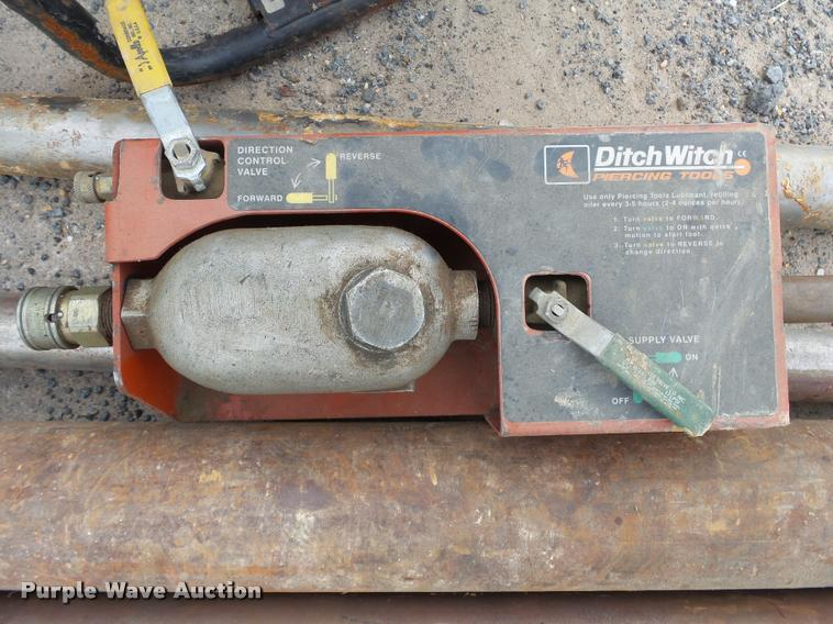 Ditch Witch piercing tools