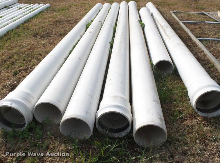 PW PVC pipe