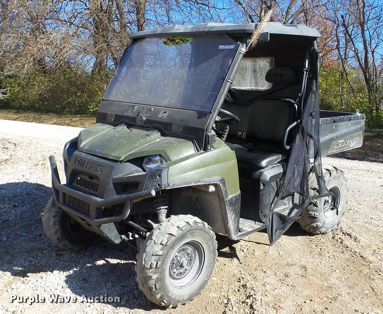 2014 Polaris Ranger utility vehicle