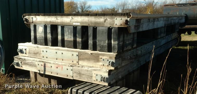 Fallansbee U-Float dock systems