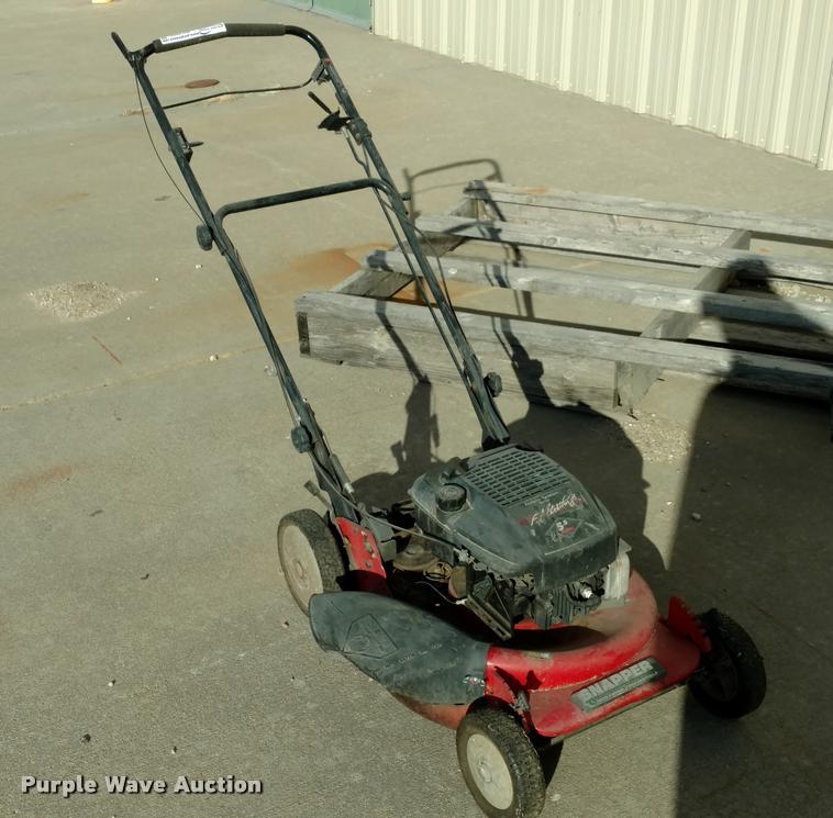 Snapper P21500 push mower