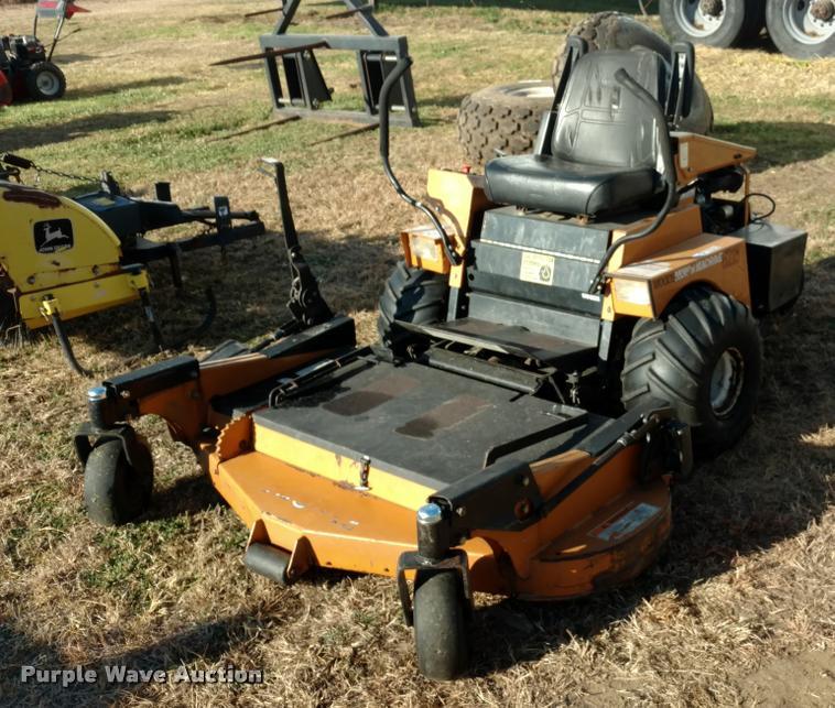 Woods 6215 ZTR lawn mower