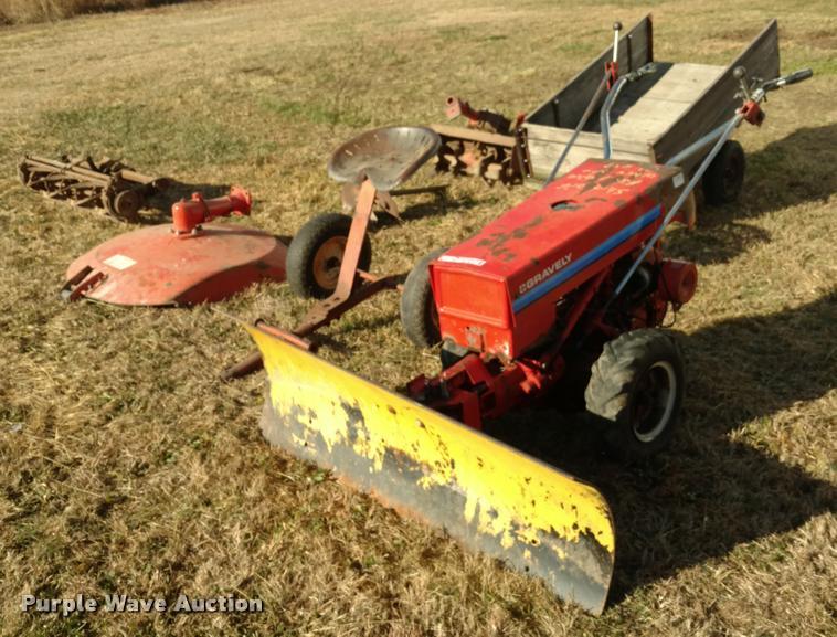 Gravely 5260 lawn mower