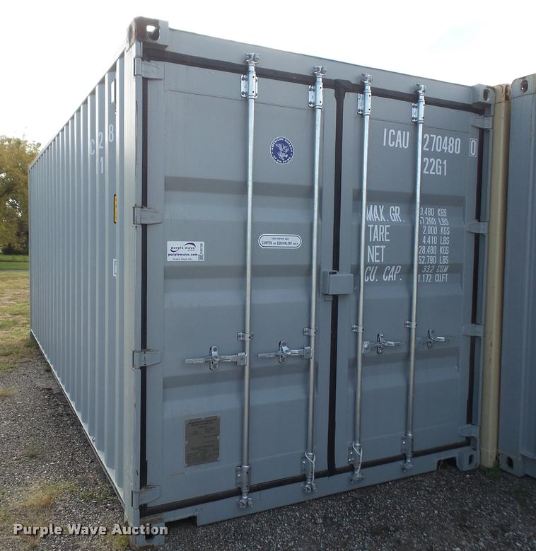 2016 storage container