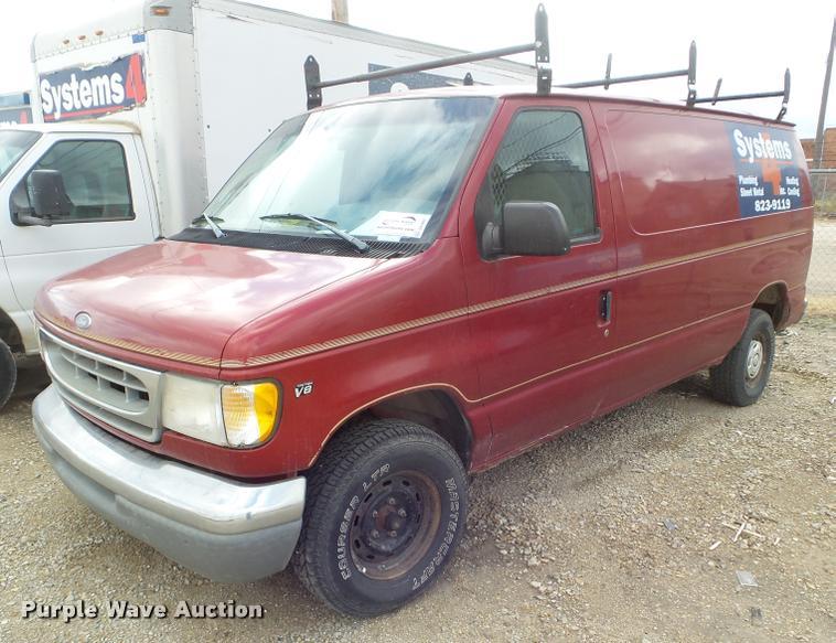 1998 Ford Econoline E150 van