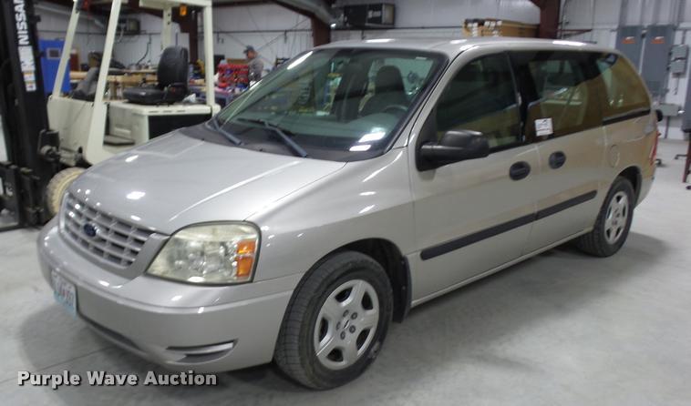 2005 Ford Freestar van