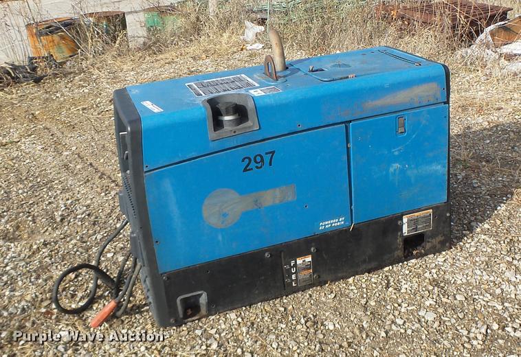 2006 Miller Bobcat 250 welder/generator