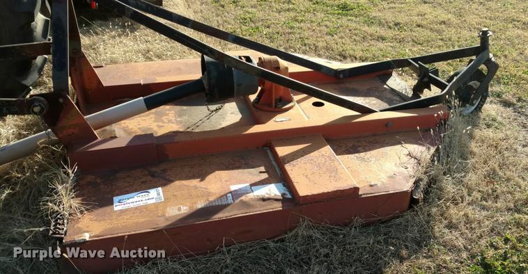 Bush Hog 276 rotary mower