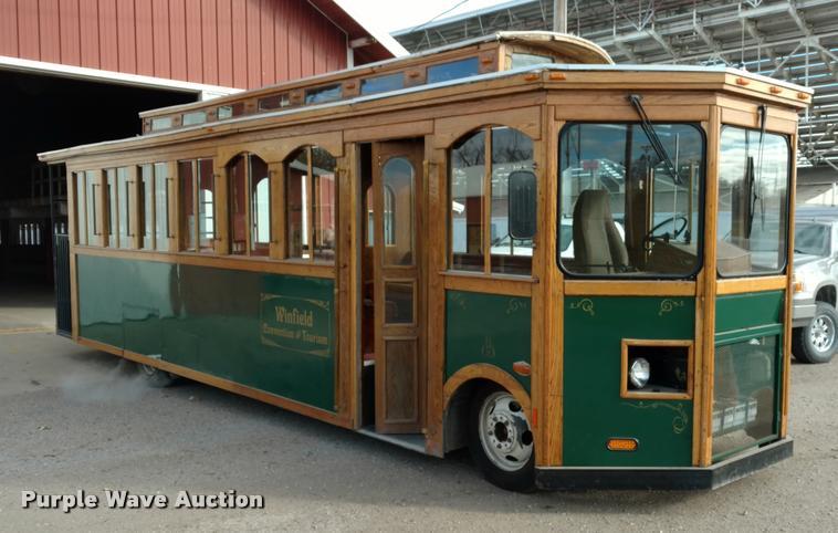 1981 GMC trolley
