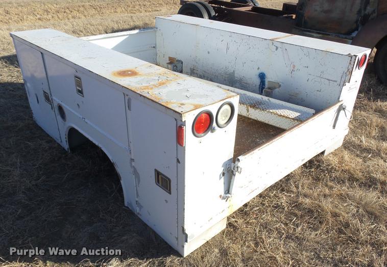 Rawson-Koenig L5680 utility bed