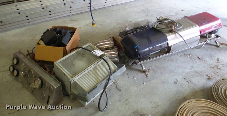 Rescue equipment