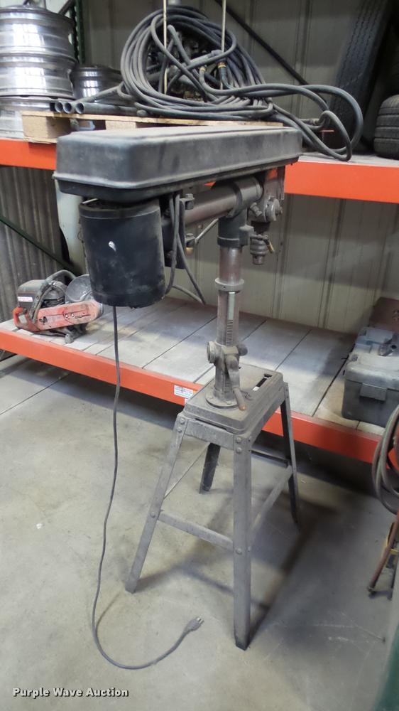 Central Machinery radial drill press