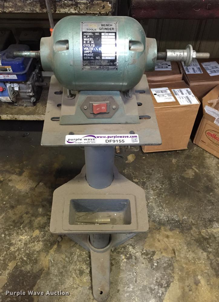 BR BG-6 bench grinder