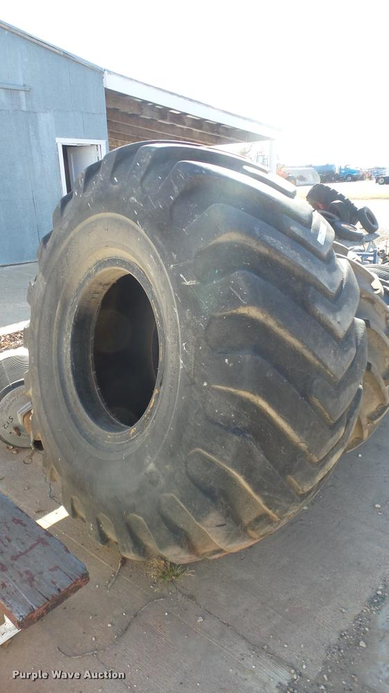 B.F. Goodrich 26.5-25 tire